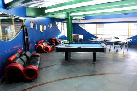 8 - Recreation Room