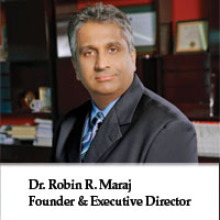 Executive Director, Dr. Robin Maraj
