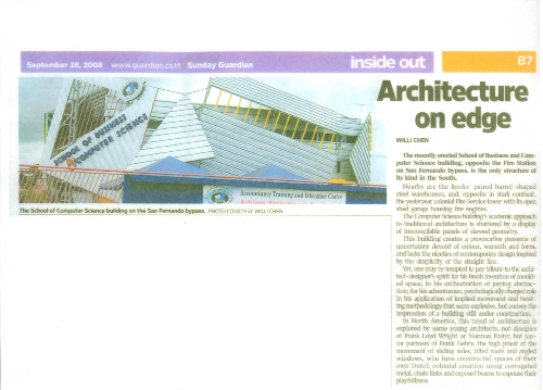architecture on edge 2008 article sbcs global learning institute