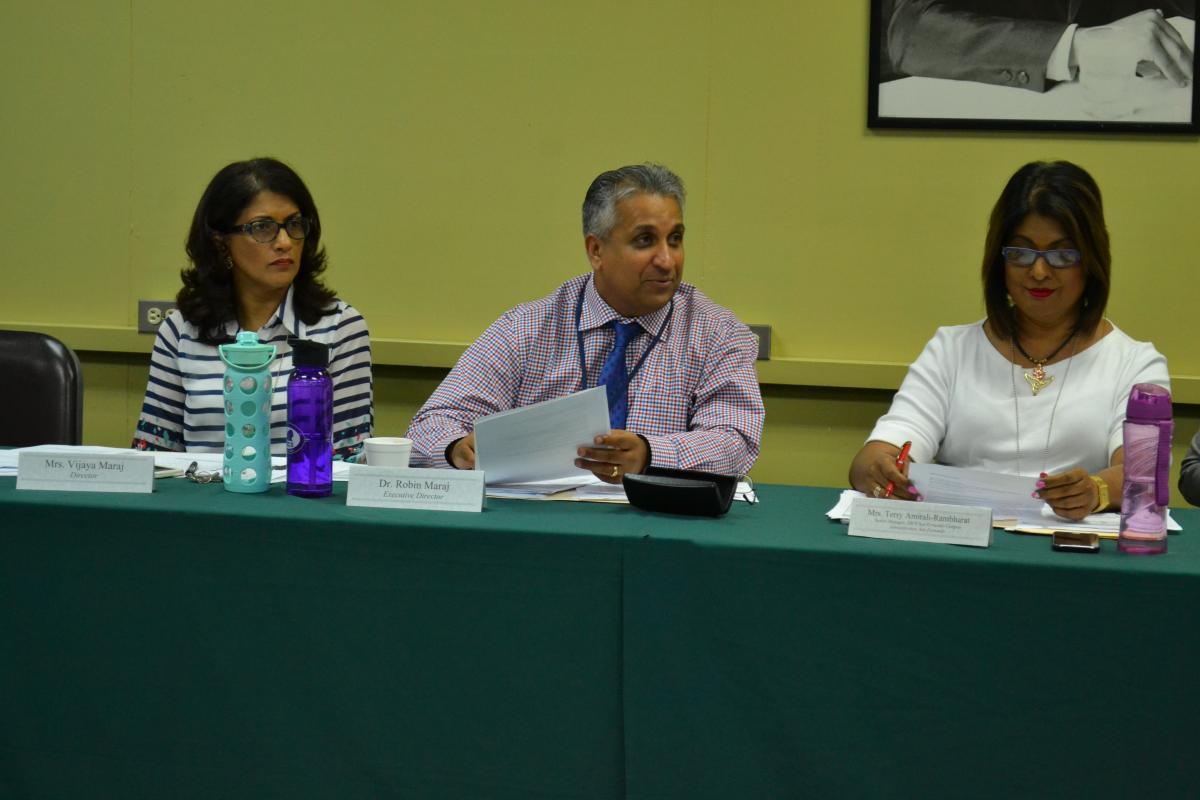 Champs Fleurs Campus hosts Programme Committee Meeting for Heriot ...
