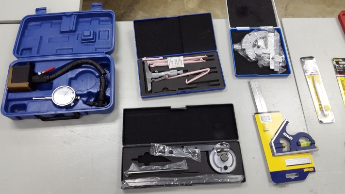 More Measuring Instruments (1)