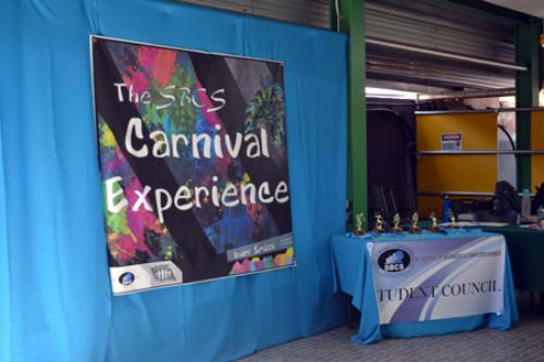 Carnival Experience by the Student Council, CF