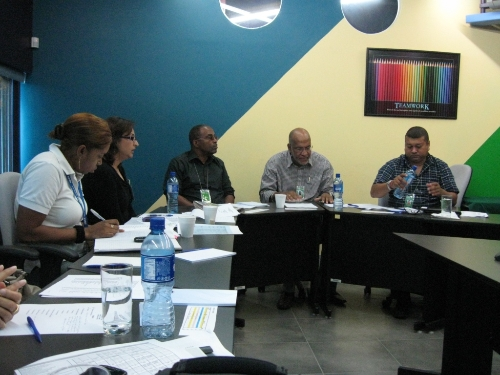 SBCS' Internal CIPS Review Meeting  - Saturday, May 21st, 2011.