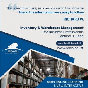 Online Review: Inventory & Warehouse Management