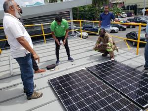 Implementing PV Systems for Solar Power Generation (Level 1)